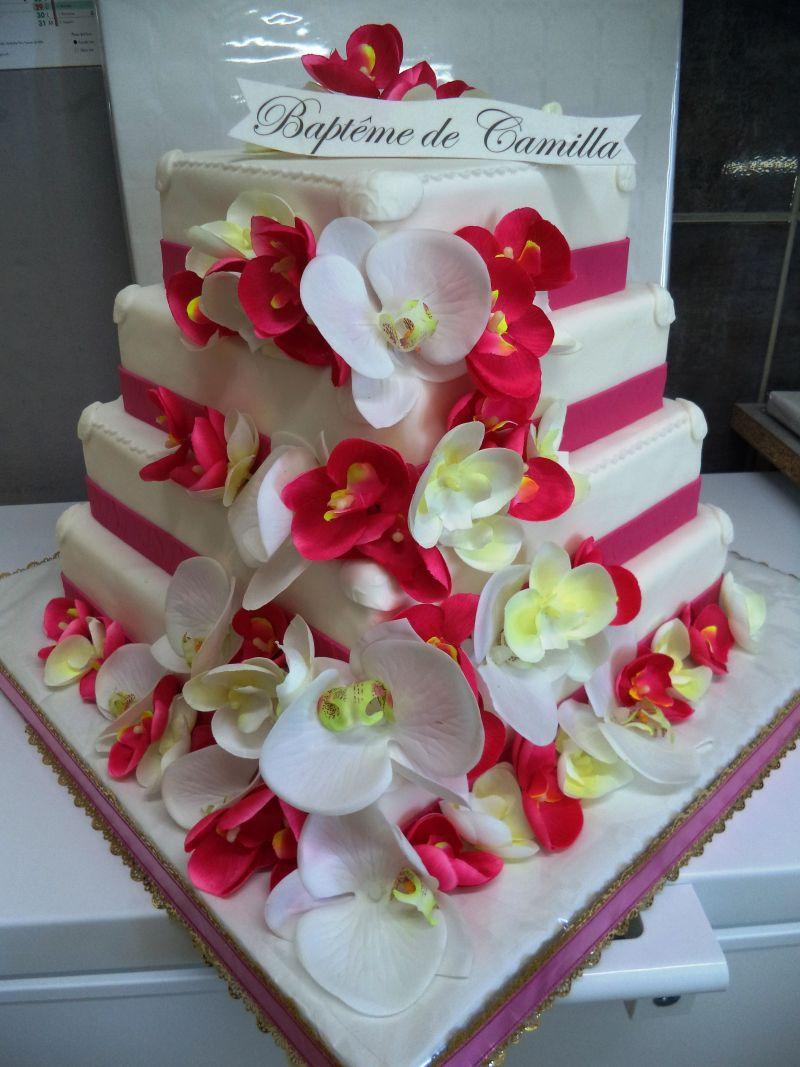 Frangipany Wedding Cakes Piece Montee Wedding Cake Fleurs